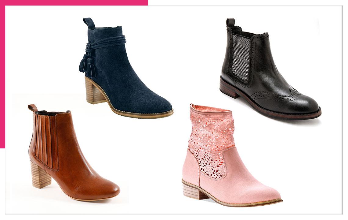 Ako vybrať topánky, aby vám pristali?