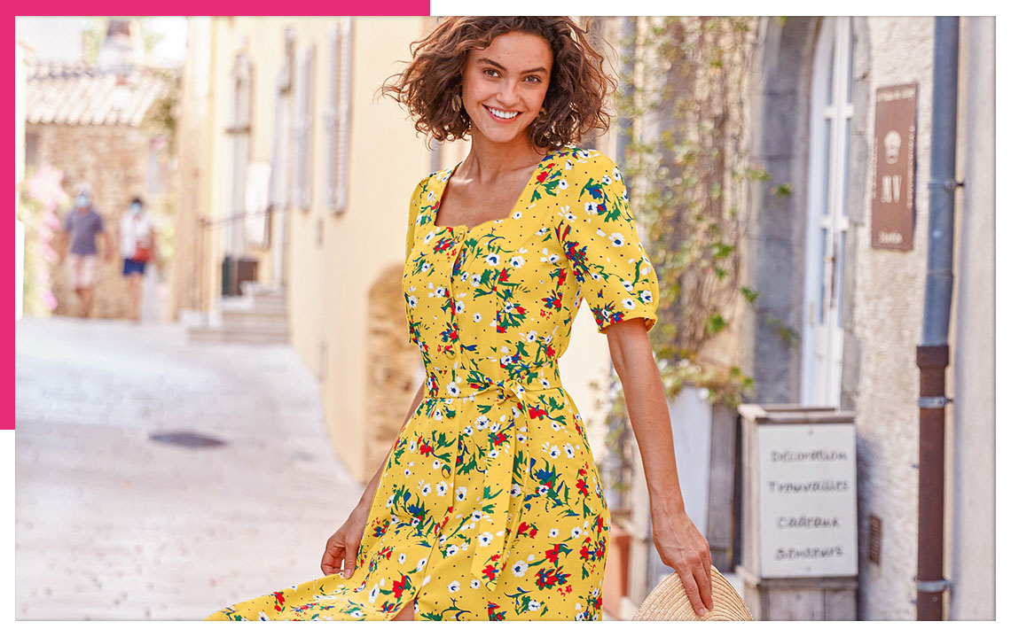 3 šaty, ktoré vám túto jar nemôžu chýbať!