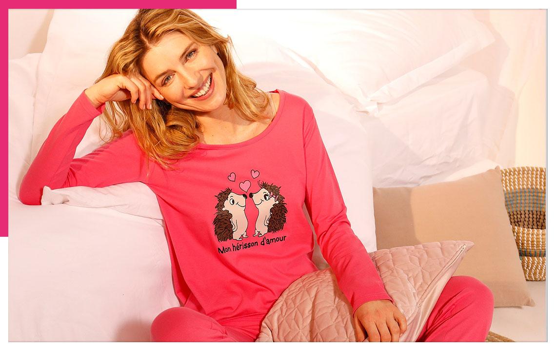 Buďte štýlová aj počas spánku! Aké pyžamo obliecť?